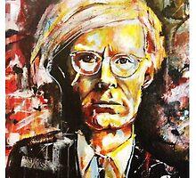 Warhol by TIMGILLAM