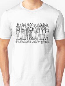 TRIBES OF NY 4 Unisex T-Shirt