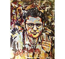 Allen Ginsberg Photographic Print