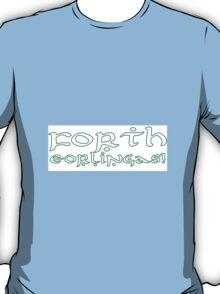 LotR Rohan battlecry Forth Eorlingas! T-Shirt