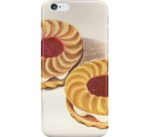 Jammy Dodgers iPhone Case/Skin