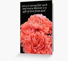 Love Is Eternal... Greeting Card