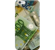 Euros iPhone Case/Skin