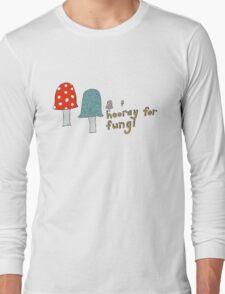Fungi fun Long Sleeve T-Shirt