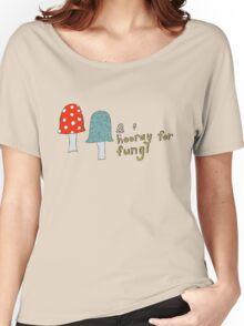 Fungi fun Women's Relaxed Fit T-Shirt