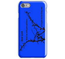 Dear Lord iPhone / Samsung Galaxy Case iPhone Case/Skin