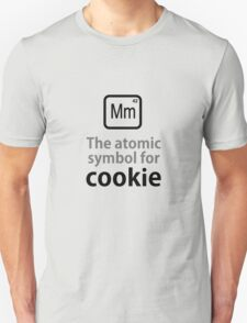 Atomic Symbol for Cookie T-Shirt