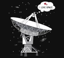 I love space! T-Shirt