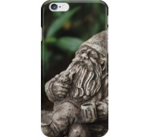 The Stone Halfling. iPhone Case/Skin