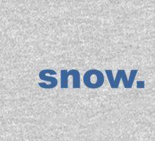 Snow Kids Clothes