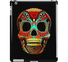 Grunge Skull No.2 iPad Case/Skin