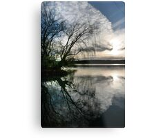 Mannum nights Metal Print