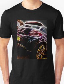 Glowing Citroen DS3  Unisex T-Shirt