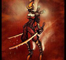 Steampunk Miner by DrReginaldFunk