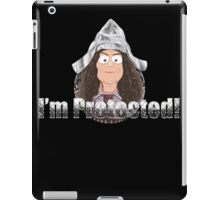 Weird Al - Aluminum Foil Hat iPad Case/Skin