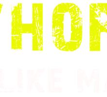 My Horse - T-shirts & Hoodies Sticker