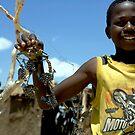 Damara boy by Wild at Heart Namibia