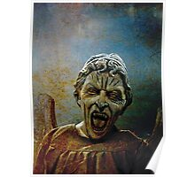 The Lonely assassin or weeping Angel Poster
