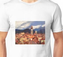 Lucca, Italy Unisex T-Shirt