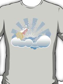 Flying Butter T-Shirt