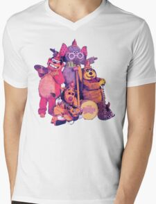 The Banana Splits Mens V-Neck T-Shirt