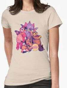 The Banana Splits Womens Fitted T-Shirt