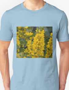 Small Yellow flowers 3 Unisex T-Shirt