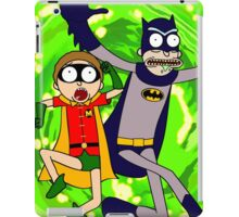 Rick and Morty Batman Reality iPad Case/Skin