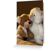 Don't Worry, I 'll Keep You Warm... Greeting Card