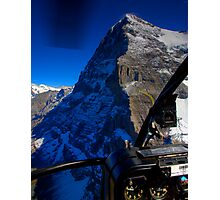 Eiger - North Face Photographic Print