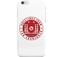 Greetings from San Fransokyo v2 iPhone Case/Skin