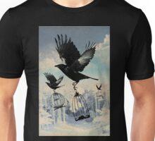 Crow thief Unisex T-Shirt