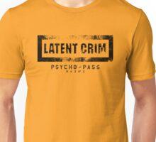 Psycho Pass - Latent Crim (Mega Grunge) Unisex T-Shirt
