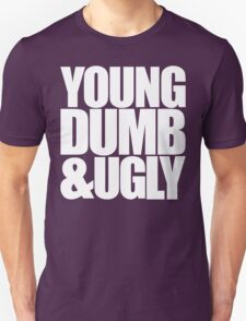 Weird Al - Young Dumb & Ugly (in White) T-Shirt