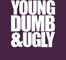 Weird Al - Young Dumb & Ugly (in White) Unisex T-Shirt