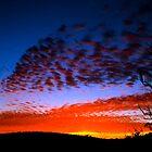 Sunrise near Mt Cook II by Gary Wooldridge