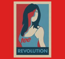 Tee Revolution by Faizan Qureshi