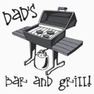 Dad's Bar and Grill by shakeoutfitters