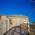 Fremantle Roundhouse by Damiend
