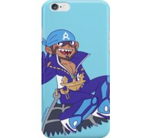Pokemon - Aqua Leader Archie iPhone Case/Skin