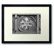 Bethesda Fountain - New York City - Central Park Framed Print