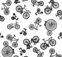 Bicycles by Wendy Howarth