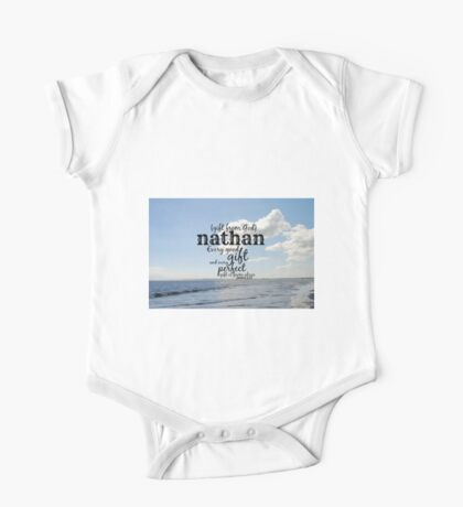 Nathan One Piece - Short Sleeve