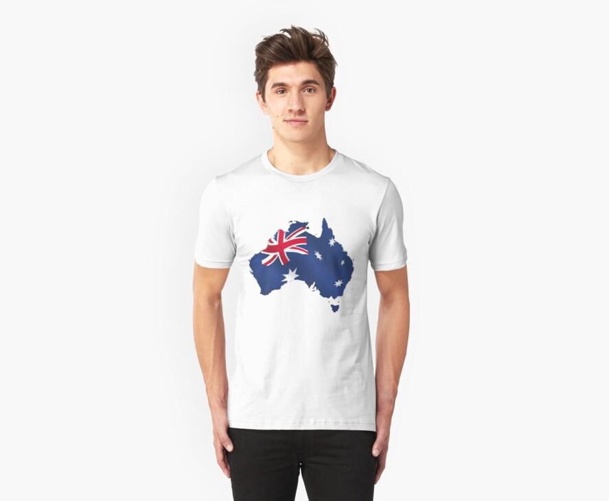 Australia Day by Joanne Byron