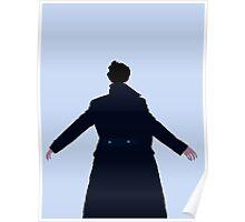 Sherlock The Reichenbach Fall Poster