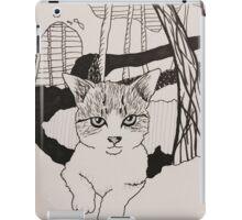 Lila in the Jungle iPad Case/Skin