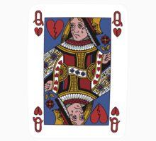 Queen of broken hearts Kids Tee
