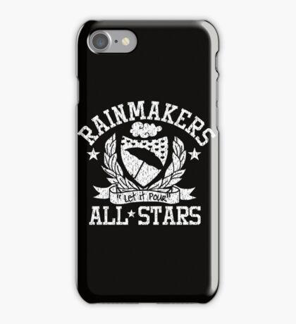 Rainmaker by Tai's Tees iPhone Case/Skin