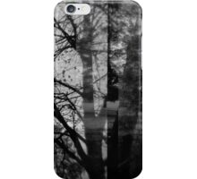 Trees combined  iPhone Case/Skin