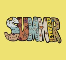 Summer Kids Tee